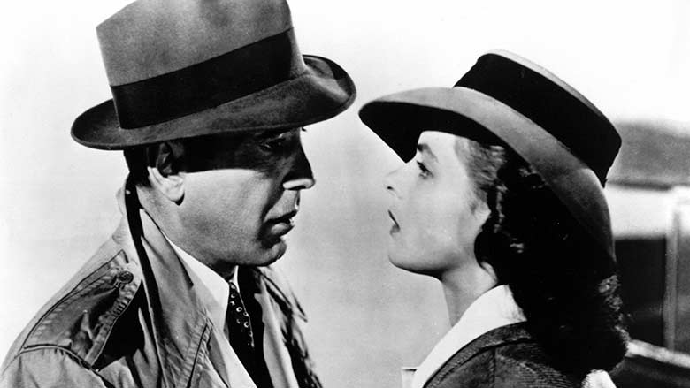 drama / Casablanca. Foto via The Movie Database.
